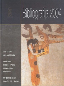 Bibliografija 2004